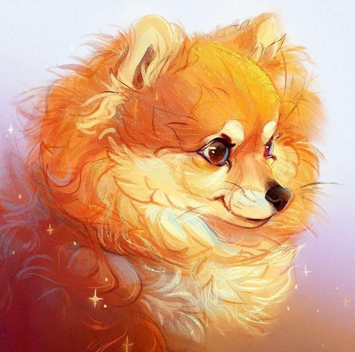 Artista cria ilustrações fofas de animais selvagens e animais de estimação 36