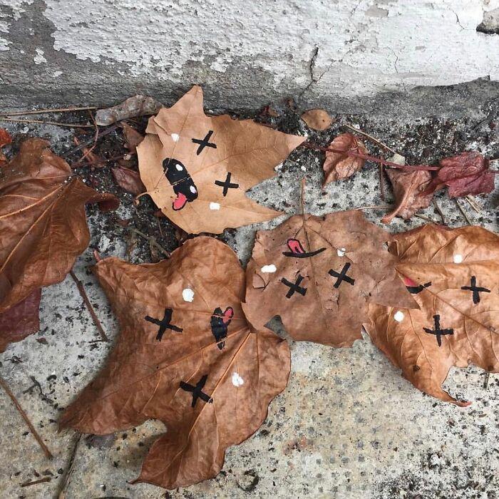 Artista francês espalha humor em espaços urbanos por meio de sua arte 5