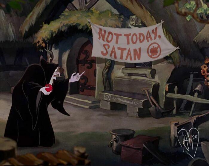 Artista reimagina personagens da Disney de uma maneira mais realista 16