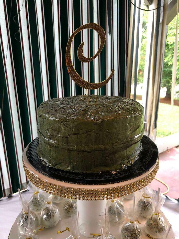 30 vezes as pessoas questionam se esses bolos de casamento eram a escolha certa para o grande dia 3