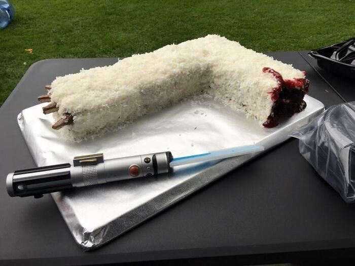 30 vezes as pessoas questionam se esses bolos de casamento eram a escolha certa para o grande dia 4