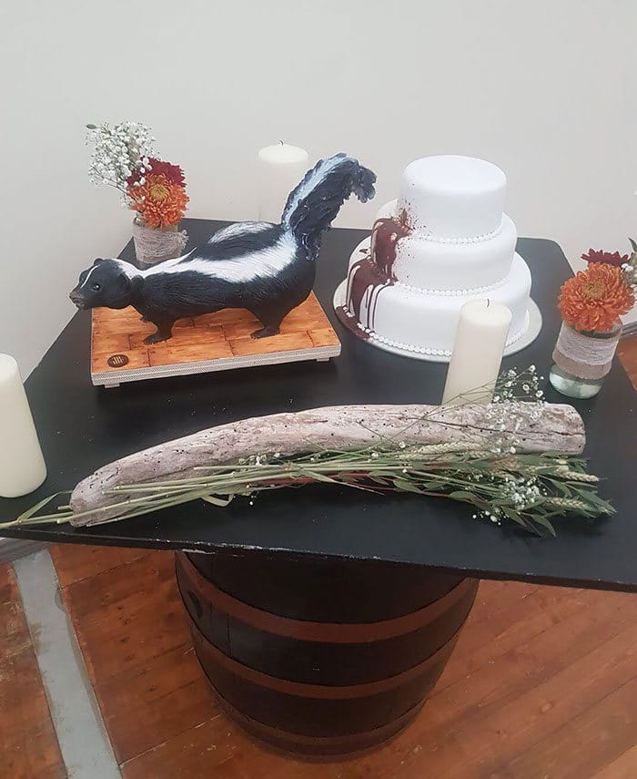 30 vezes as pessoas questionam se esses bolos de casamento eram a escolha certa para o grande dia 9