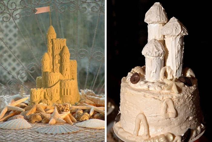 30 vezes as pessoas questionam se esses bolos de casamento eram a escolha certa para o grande dia 23