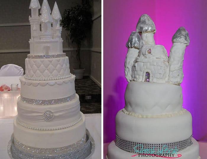30 vezes as pessoas questionam se esses bolos de casamento eram a escolha certa para o grande dia 28