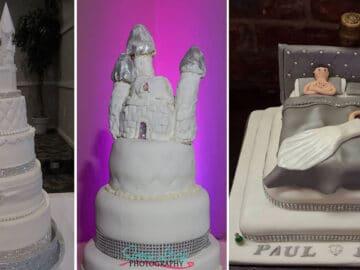 30 vezes as pessoas questionam se esses bolos de casamento eram a escolha certa para o grande dia 42