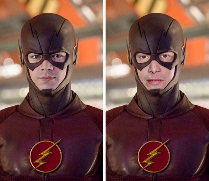 Como seriam os 12 super-heróis se fossem interpretados por Keanu Reeves 4