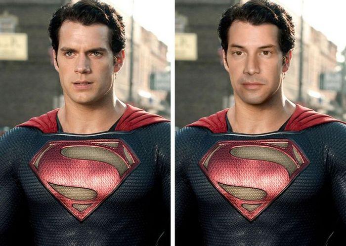 Como seriam os 12 super-heróis se fossem interpretados por Keanu Reeves 5