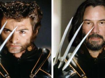 Como seriam os 12 super-heróis se fossem interpretados por Keanu Reeves 17