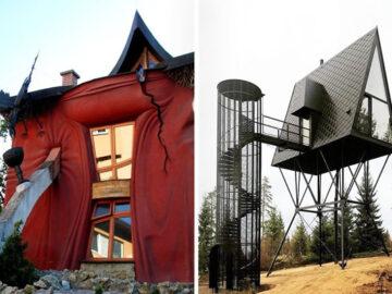 21 construções muito criativas e com pouco lógicas 20