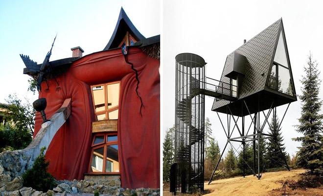 21 construções muito criativas e com pouco lógicas 1