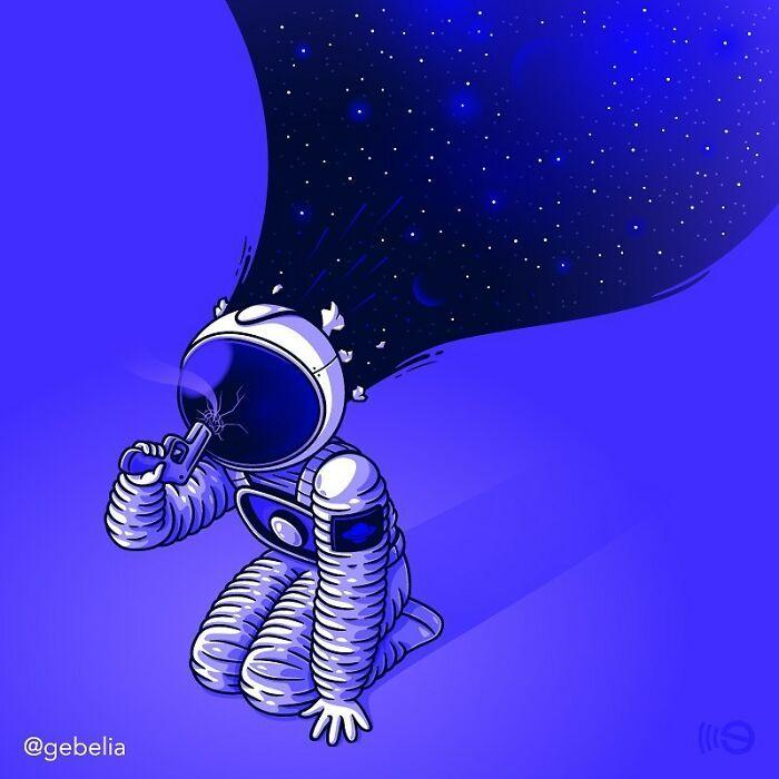 27 ilustrações instigantes de Elia Colombo 12