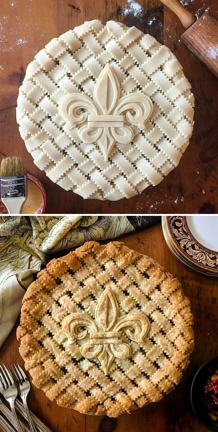 Mulher faz tortas lindas que roubariam a cena em todas as mesas 15