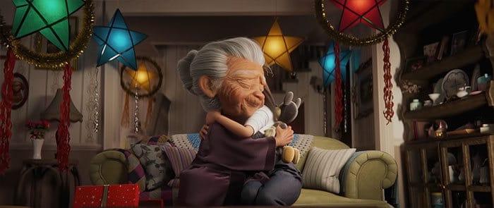 O mais novo anúncio de Natal da Disney está atingindo as pessoas na hora 2