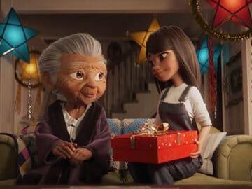 O mais novo anúncio de Natal da Disney está atingindo as pessoas na hora 1