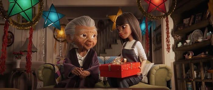 O mais novo anúncio de Natal da Disney está atingindo as pessoas na hora 3