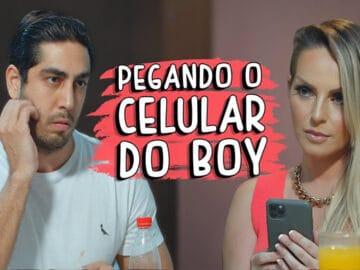 Pegando o celular do boy 3