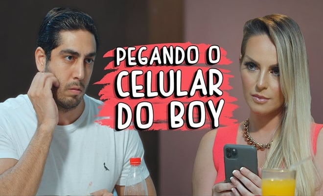 Pegando o celular do boy 1
