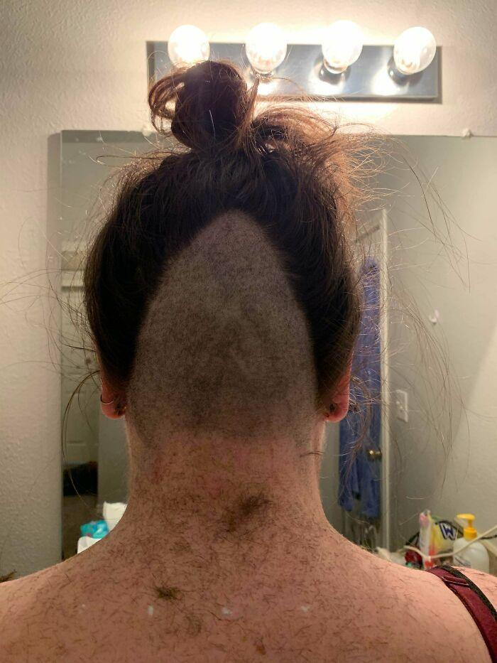 Os 38 penteados e cortes mais bizarros do mundo 3