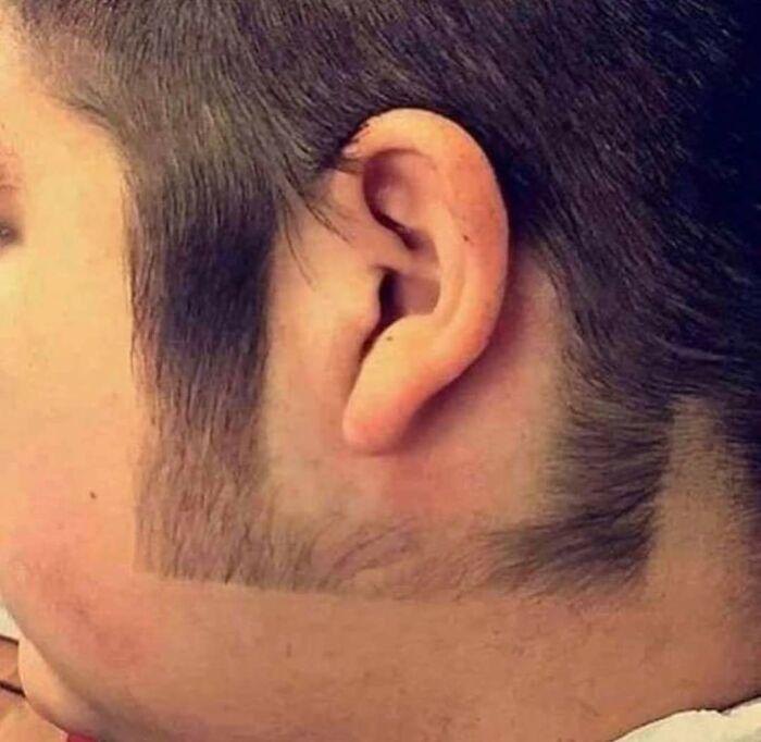 Os 38 penteados e cortes mais bizarros do mundo 8