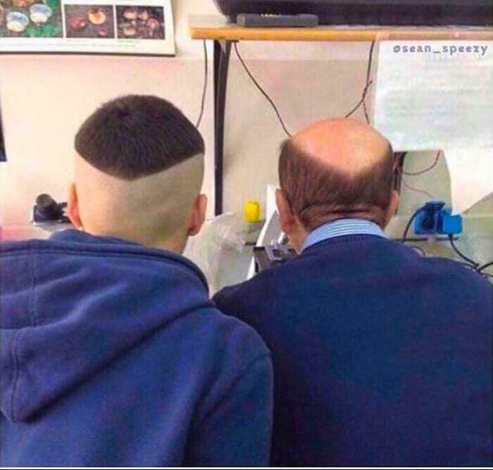 Os 38 penteados e cortes mais bizarros do mundo 25
