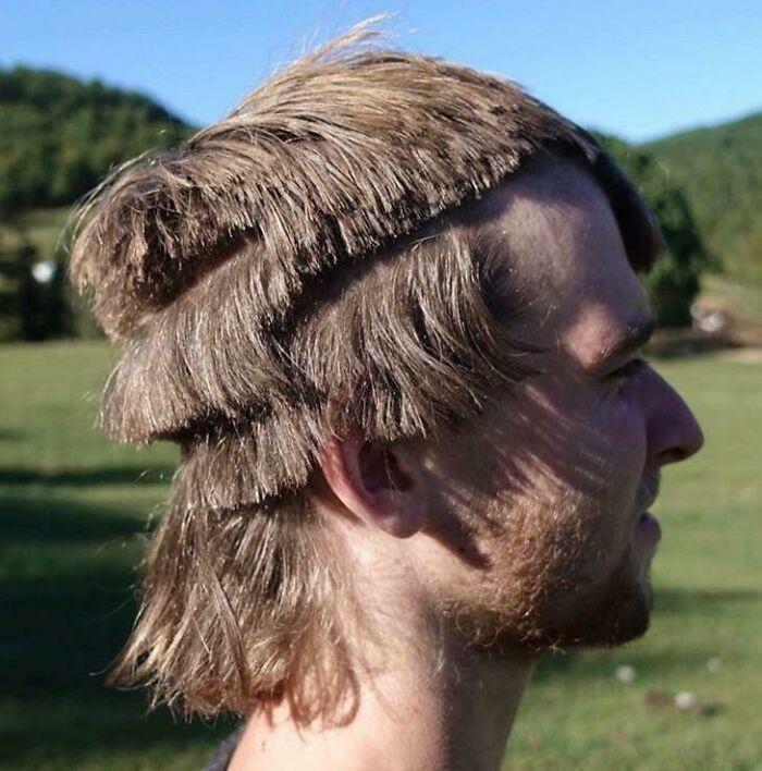 Os 38 penteados e cortes mais bizarros do mundo 34