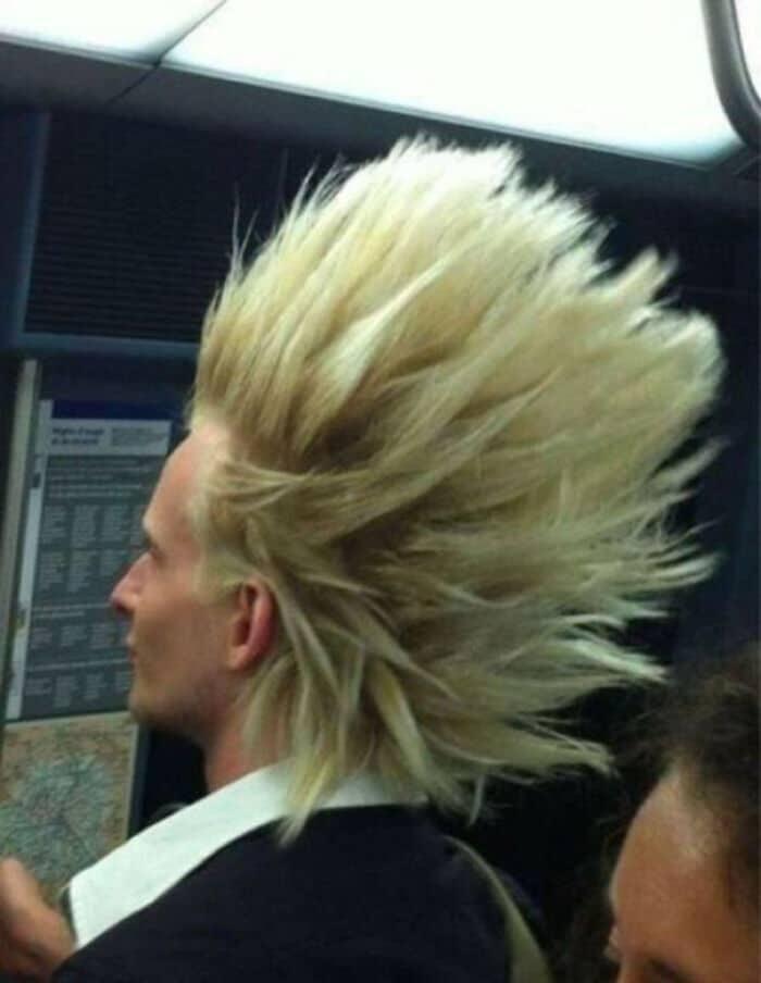 Os 38 penteados e cortes mais bizarros do mundo 36