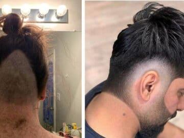 Os 38 penteados e cortes mais bizarros do mundo 35