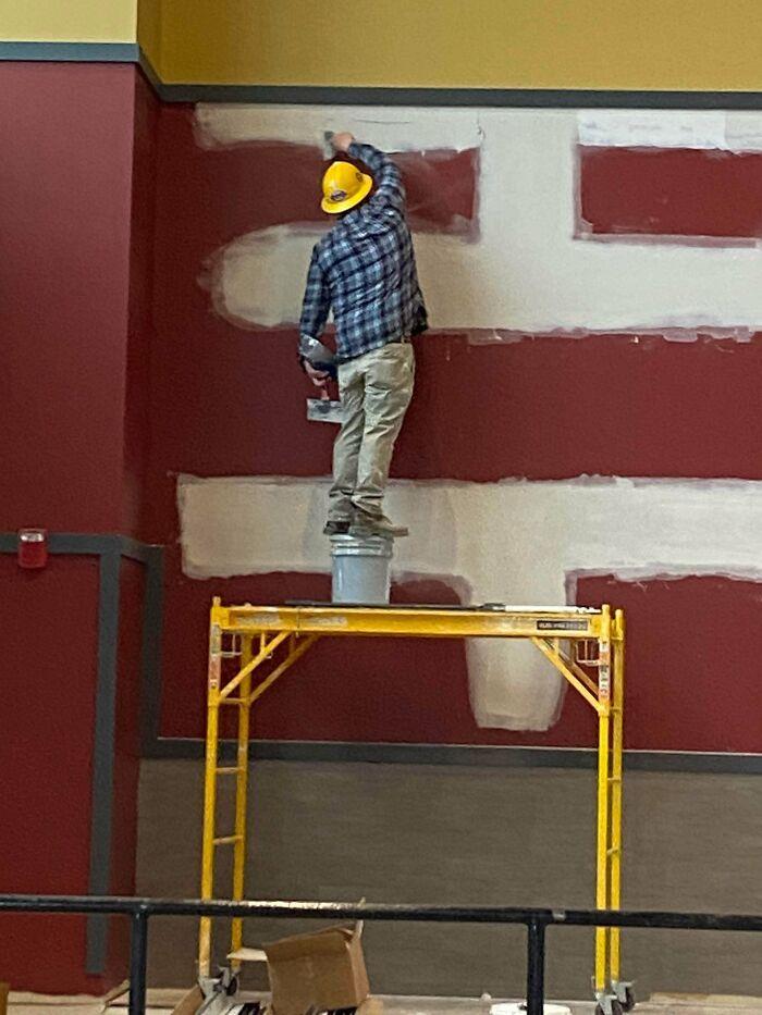 38 piores exemplos de segurança do trabalho que nenhum trabalhador da construção civil deve seguir 4