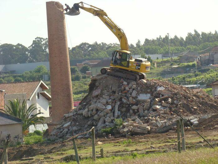 38 piores exemplos de segurança do trabalho que nenhum trabalhador da construção civil deve seguir 16