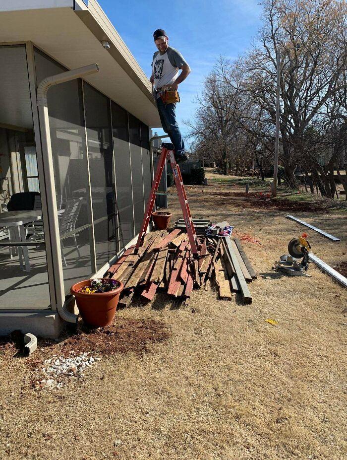 38 piores exemplos de segurança do trabalho que nenhum trabalhador da construção civil deve seguir 24
