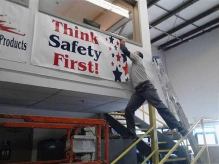 38 piores exemplos de segurança do trabalho que nenhum trabalhador da construção civil deve seguir 28