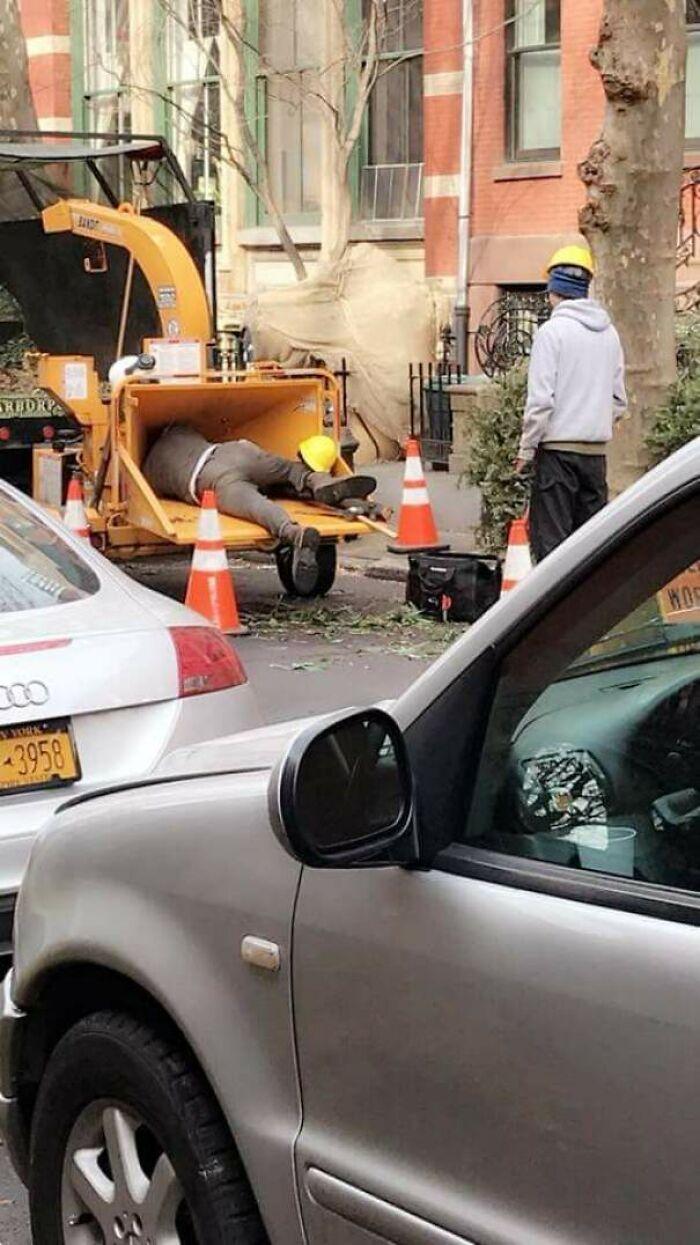 38 piores exemplos de segurança do trabalho que nenhum trabalhador da construção civil deve seguir 34