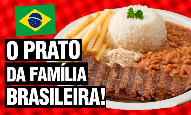 Qual foi o prato que uniu o Brasil? 1
