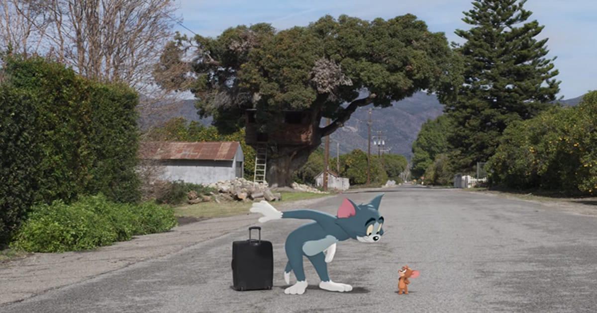 Tom & Jerry acaba de lançar o trailer do filme 23