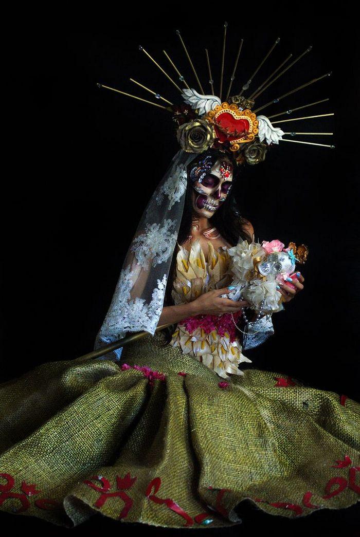 20 trajes tradicionais do Miss México 2020 que nos deixaram de boca aberta 11