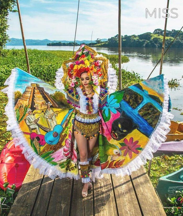 20 trajes tradicionais do Miss México 2020 que nos deixaram de boca aberta 14