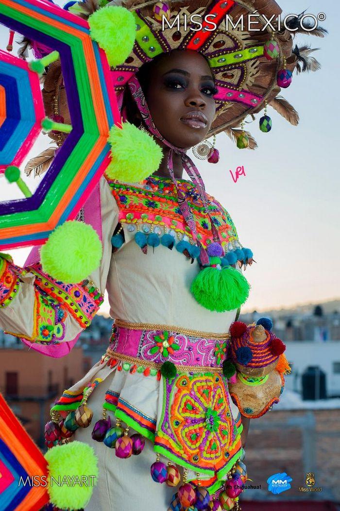 20 trajes tradicionais do Miss México 2020 que nos deixaram de boca aberta 21