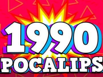 O apocalipse do ano 1990 que aconteceu e você não viu! 4