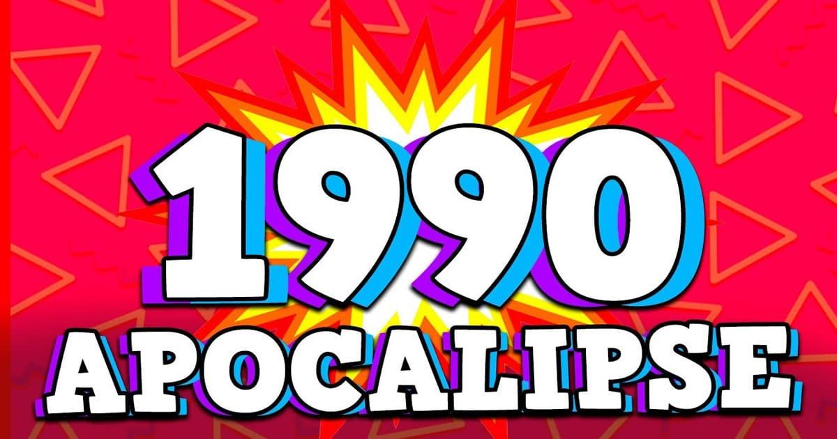 O apocalipse do ano 1990 que aconteceu e você não viu! 19