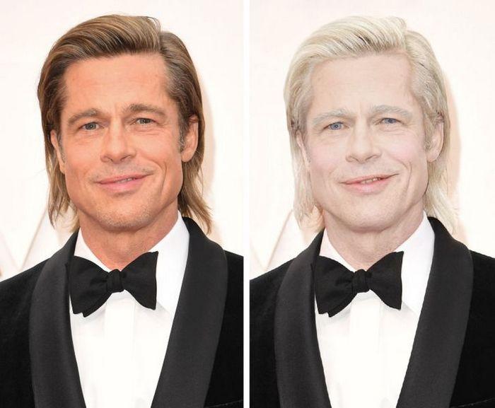 Como seriam 15 celebridades se fossem albinos 4