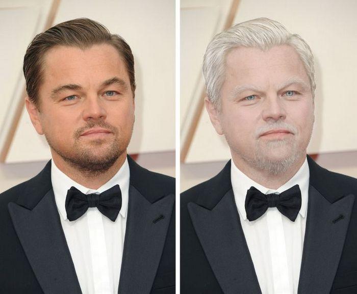 Como seriam 15 celebridades se fossem albinos 9