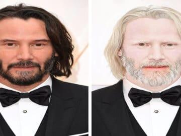 Como seriam 15 celebridades se fossem albinos 42