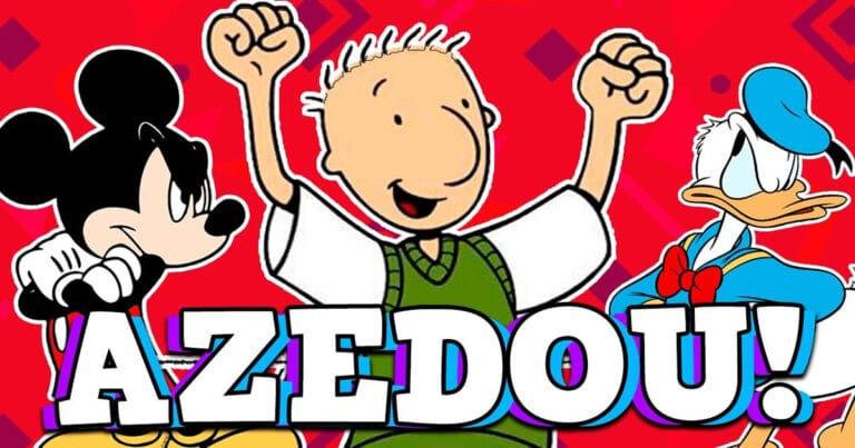 Doug: O desenho que a Disney quer esquecer! 1