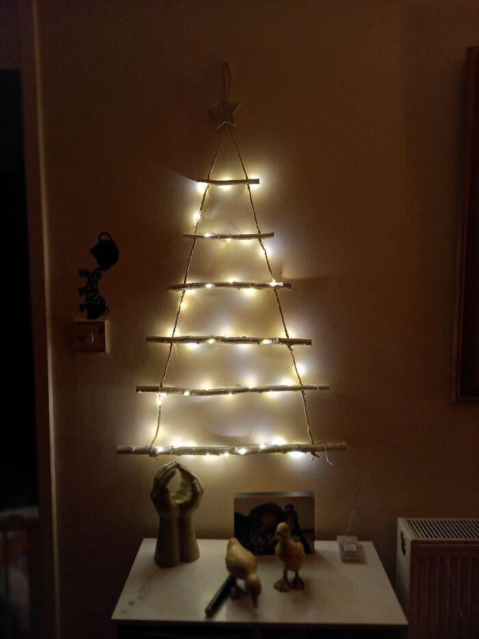 Ei, leitores, compartilhem sua árvore de Natal conosco 3