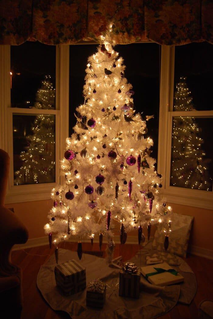 Ei, leitores, compartilhem sua árvore de Natal conosco 35