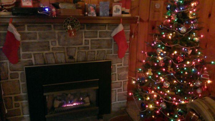 Ei, leitores, compartilhem sua árvore de Natal conosco 36