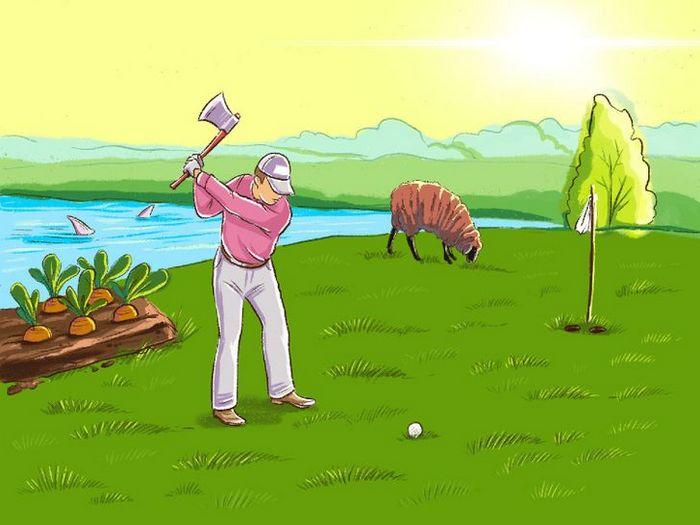 Teste: Encontre todos os erros nestas 11 ilustrações 11