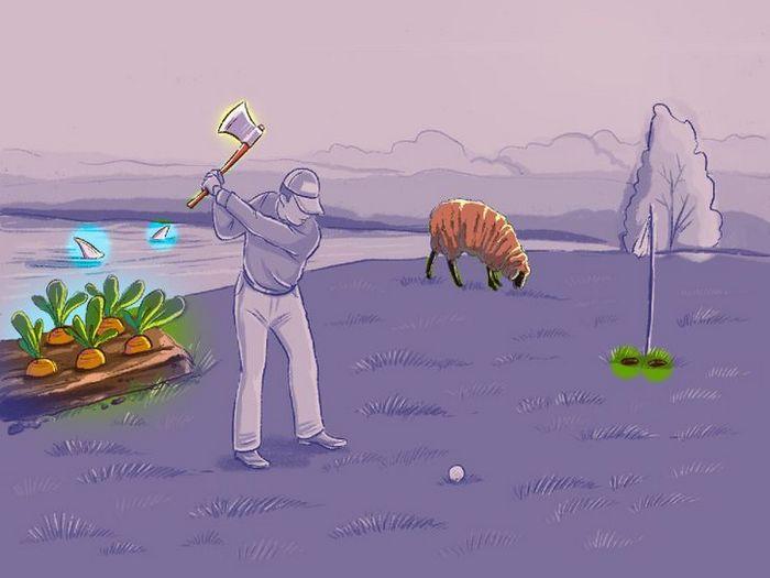 Teste: Encontre todos os erros nestas 11 ilustrações 12