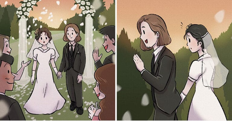 Este artista cria quadrinhos instigantes que provavelmente o farão chorar 1