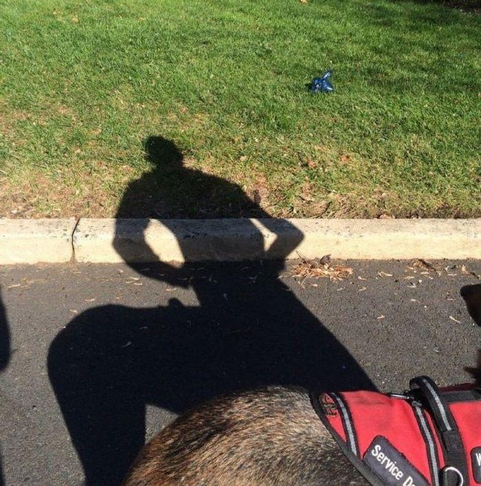 16 fotos desconcertantes onde as sombras contam uma história diferente 3